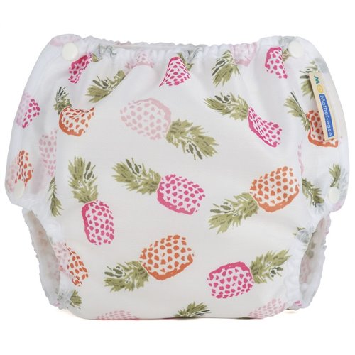 Culotte Air flow Tropic like it's Hot (ananas) XL (35-45 lb)