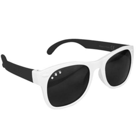 Lunette - Free Willy Blanc Branches Noir 0-2 ans