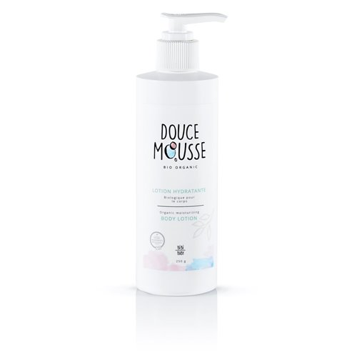 Lotion hydratante Bio Douce mousse 250 ml