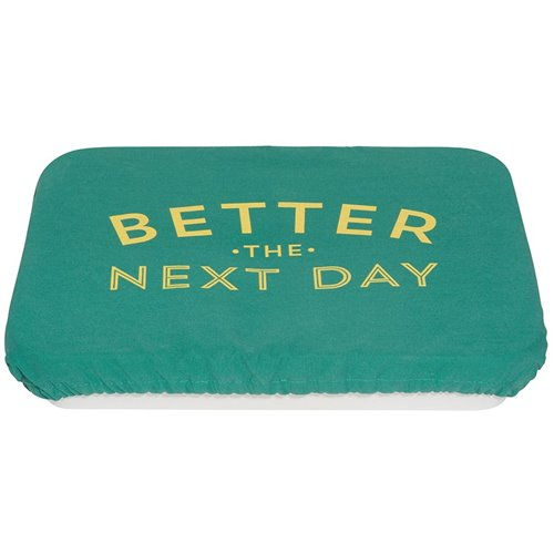 Couvre-plat rectangulaire 9'' x 13'' - Better the next day
