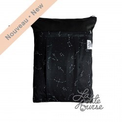 Sac de transport double 30 x 40 cm - Constellations