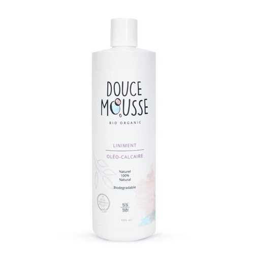 Douce mousse Liniment Oléo-Calcaire 1L