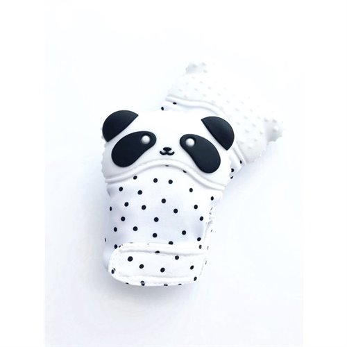 Mitaine de dentition - Panda