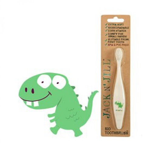 Brosse à dents Biodégradable Dinosaure