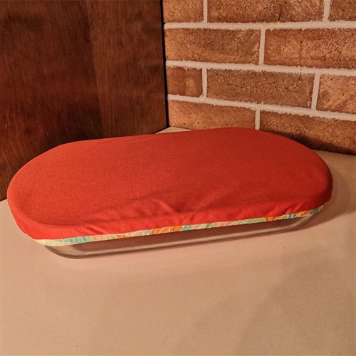 Couvre-bol Rectangle - 11'' x 14'' - Orange
