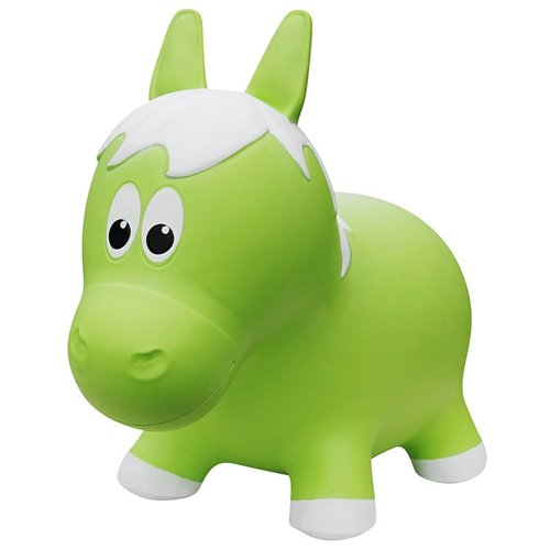 Ballon sauteur Cheval Lime
