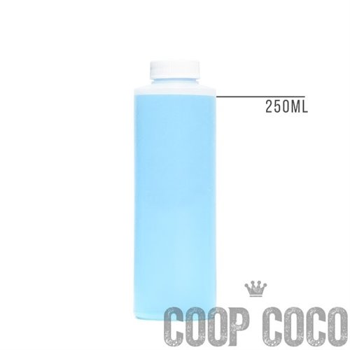 Bouteille vide - 250ml              (Poids: 22g)