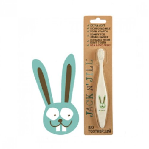 Brosse à dents Biodégradable Lapin