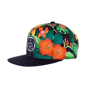 Casquette  6-24 mois  - Hibiscus sauvage