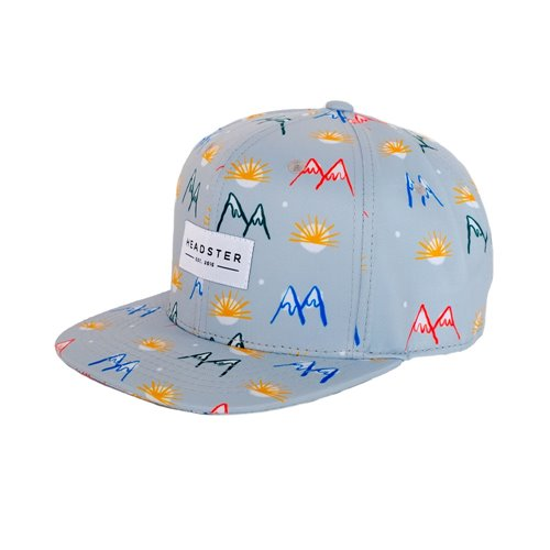 Casquette - Junior (7 ans +) - Moutain Lover Grey