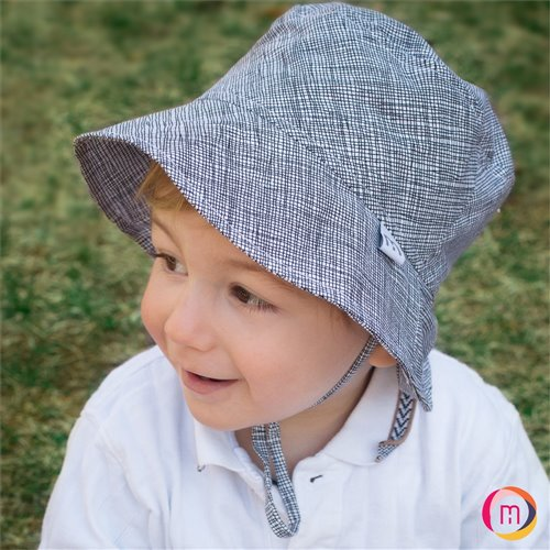 Chapeau Chic Metalic - taille 2 - 42/45 cm