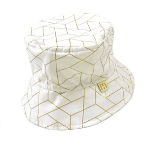Chapeau Chic Metalic - taille 4 - 48/51 cm