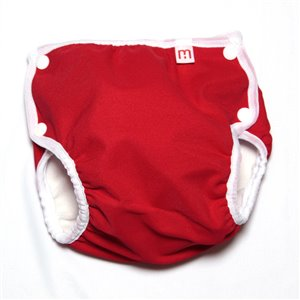 Couche-maillot UV 50 - Rouge 15-28 lb