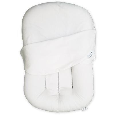 Coussin - Housse Blanc optic (original )