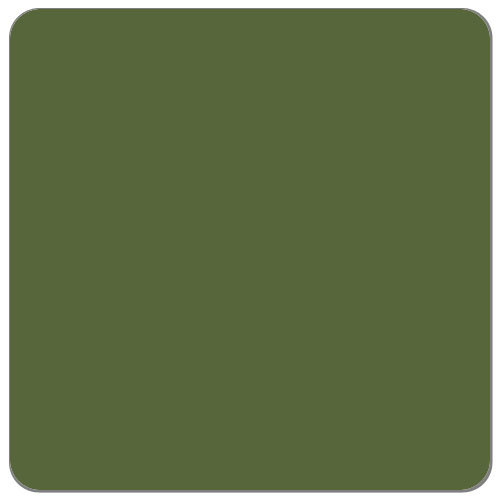 Couvre-bol Rectangle - 11'' x 14'' - Olive