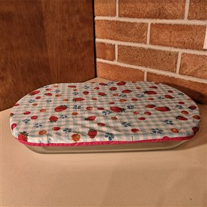 Couvre-bol Rectangle - 11'' x 14'' - Picnic