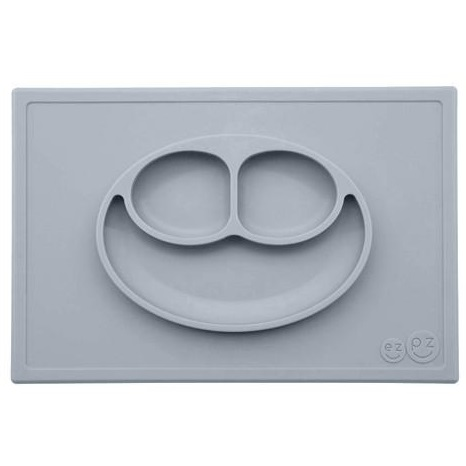 Happy Mat Nordic Pewter