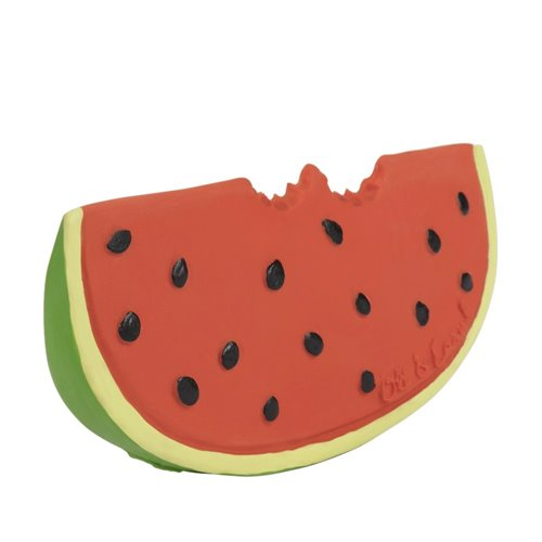 Jouet de dentition Wally le Melon d'eau