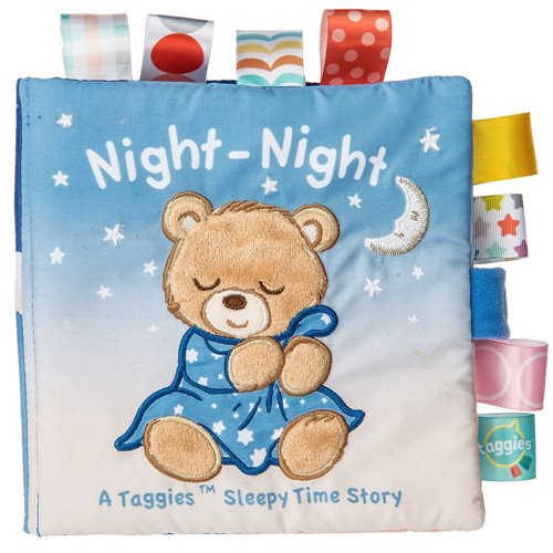 Livre souple Taggies Starry Night Teddy