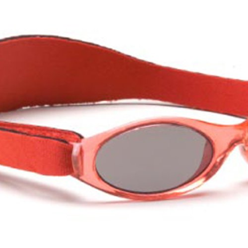 Lunette Adventure  Rouge 0-2 ans