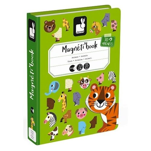 Magnéti'book - Animaux