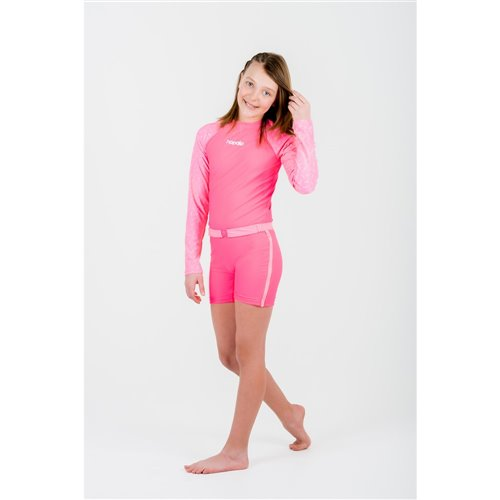 Maillot Surfeuse Rose 7-8 ans