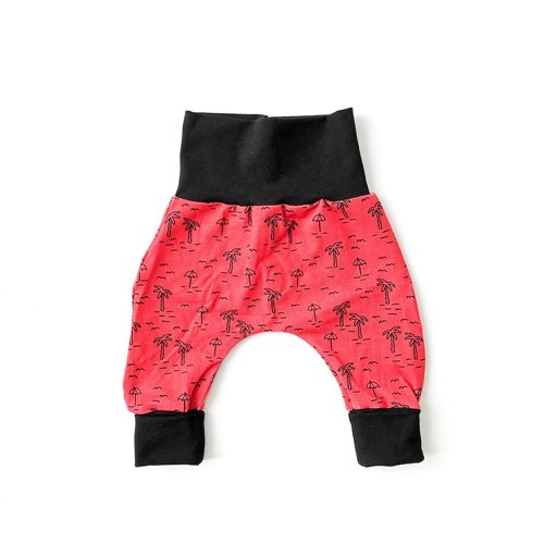 Pantalon Sarouel - Summer Time 2T-4T