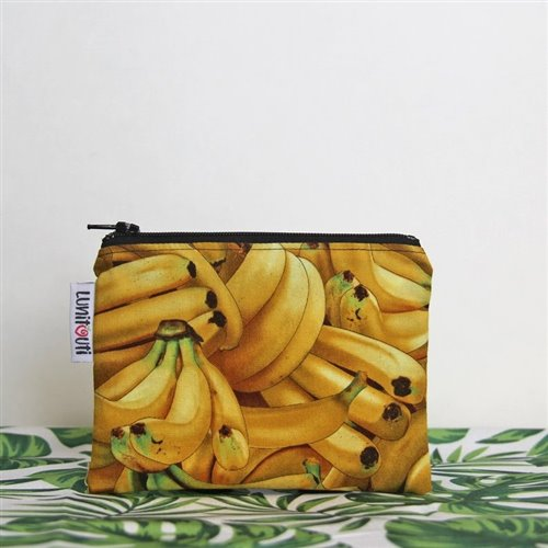 Sac à collation - Bananes 4 x 5