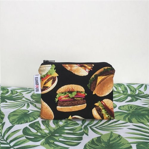 Sac à collation - Hamburger 4 x 5