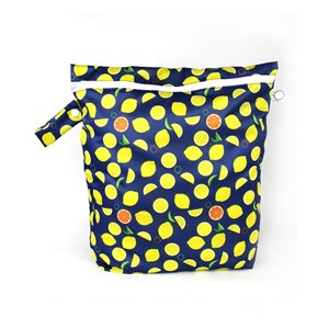 Sac de transport -  13 x14 - Citrons