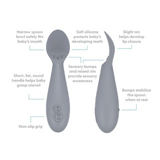 Tiny Spoon Lime - emballage de 2