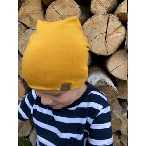 Tuque Bambeanie - Moutarde - Enfant 1-10 ans