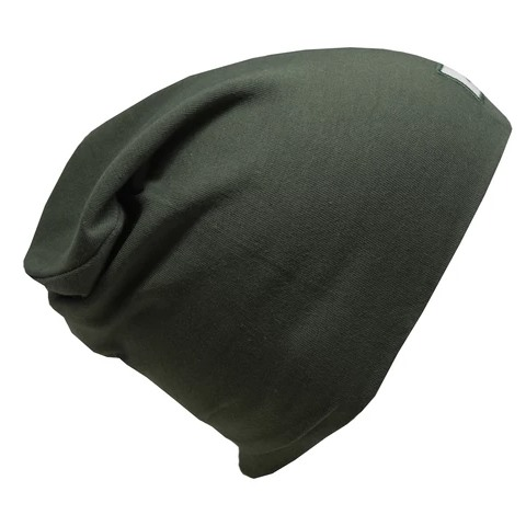 Tuque de Coton Boston - Vert Camo - Junior
