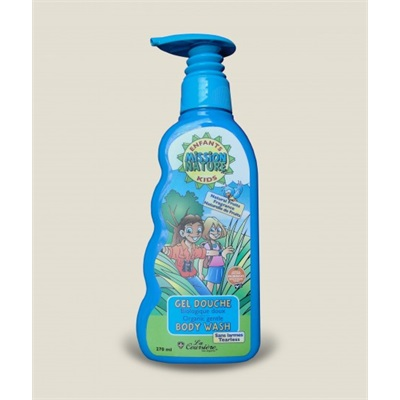 Gel Douche Mission Nature - Enfant  270 ml