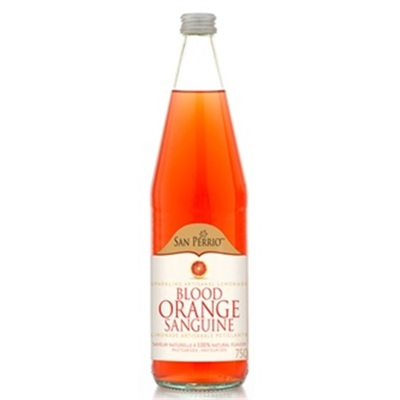 Limonade Pétillante - Orange Sanguine 750 ml
