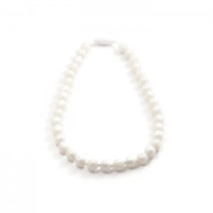 Collier de dentition - Coll. Perles - Mini 55 cm