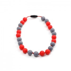 Collier de dentition - Petit Monsieur Sam - (6-12 ans)