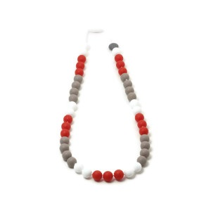 Collier de dentition - Tricolore - Tango