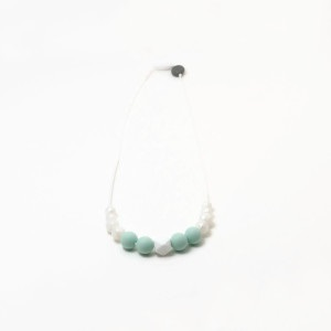 Collier de Dentition Minimaliste - Crystal