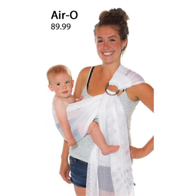Écharpe Ajustable Air-O Blanc (piscine)