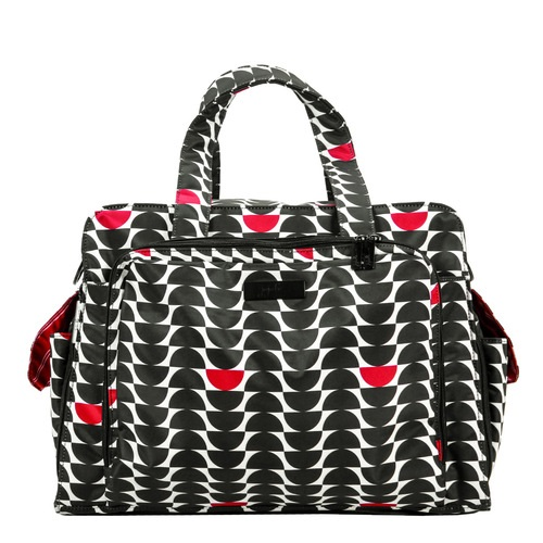 Sac à couches Be Prepared Onyx Black Widow