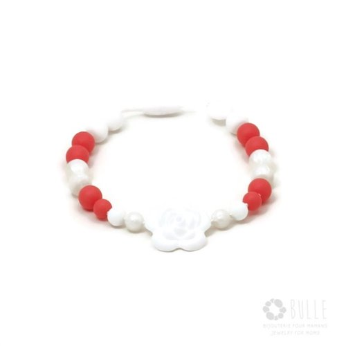 Collier de dentition - Flora - Anna