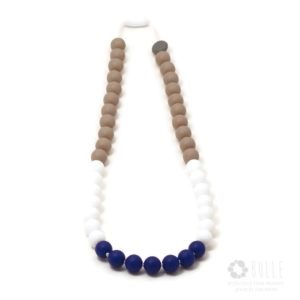 Collier de dentition - Color Bloc - Profondeur