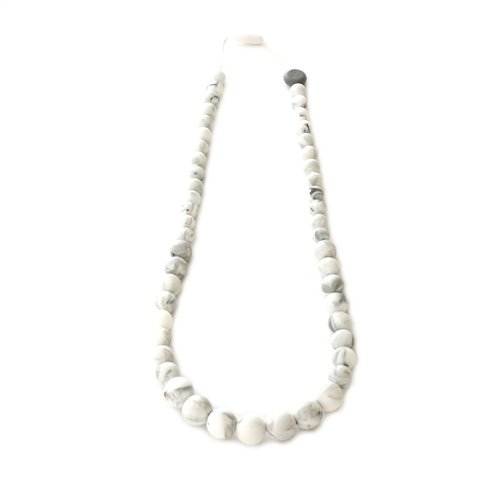 Collier de dentition- Monochrome: Renaissance