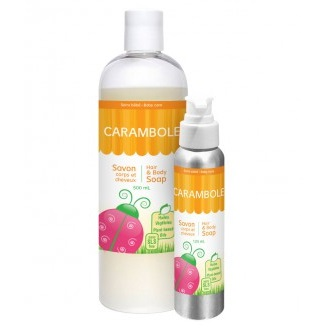 Carambole Gel Éco-recharge 500 ml