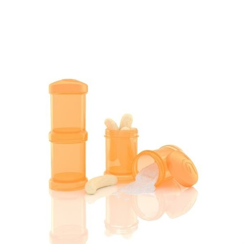 Ensemble de 2 contenants 100 ml Orange