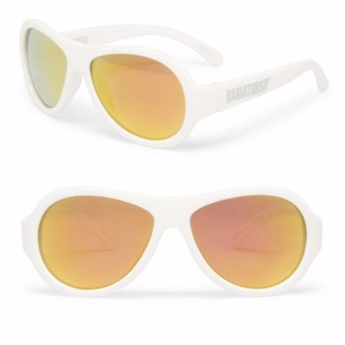 Lunette - Wicked White Polarized 0-3 ans