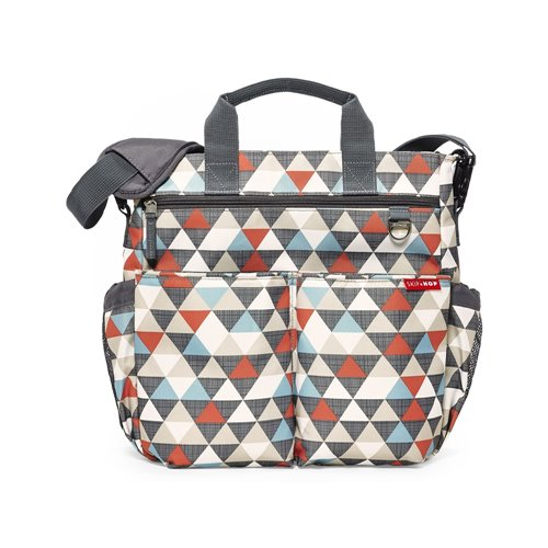 Sac à couche - Duo Signature - Triangles