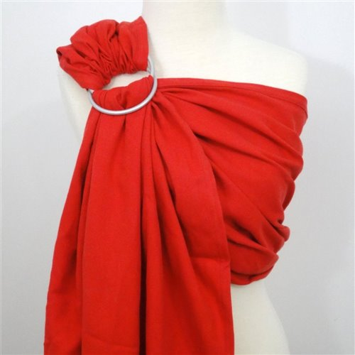 Ring sling Rouge passion