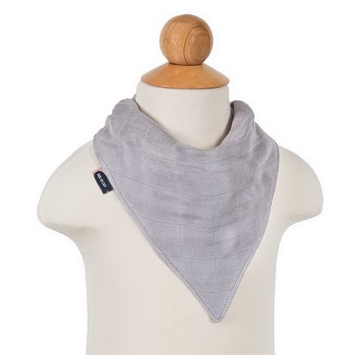 Bandana en mousseline - Pebble